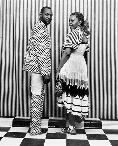 Suit: Ann Demeulemeester  Polo Shirt: Prada Sandals:Dries van Noten Dress:Charles Anastase 1979  Jacket:Tao Comme des Garçons  Bag: Chloe Shoes: Chloe Earings:Louis Vuitton